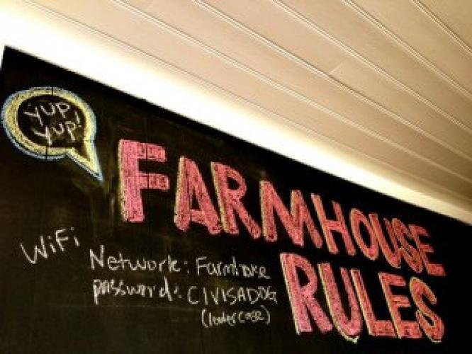 Farmhouse Rules next episode air date poster