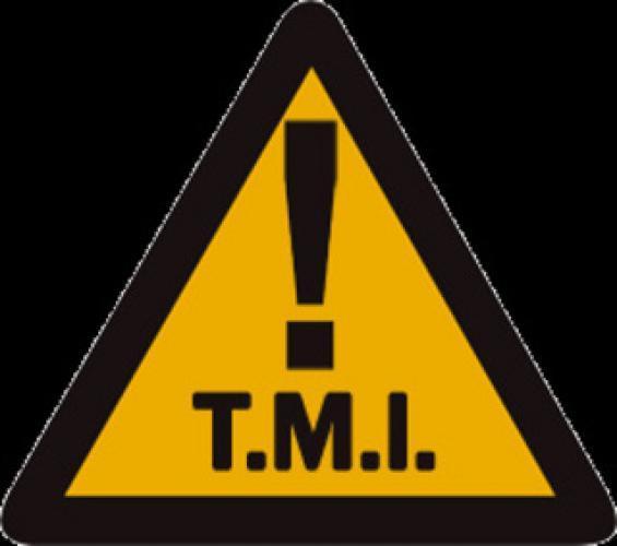 TMI (US) next episode air date poster