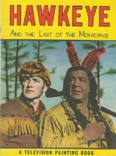 Hawkeye and the Last of the Mohicans next episode air date poster