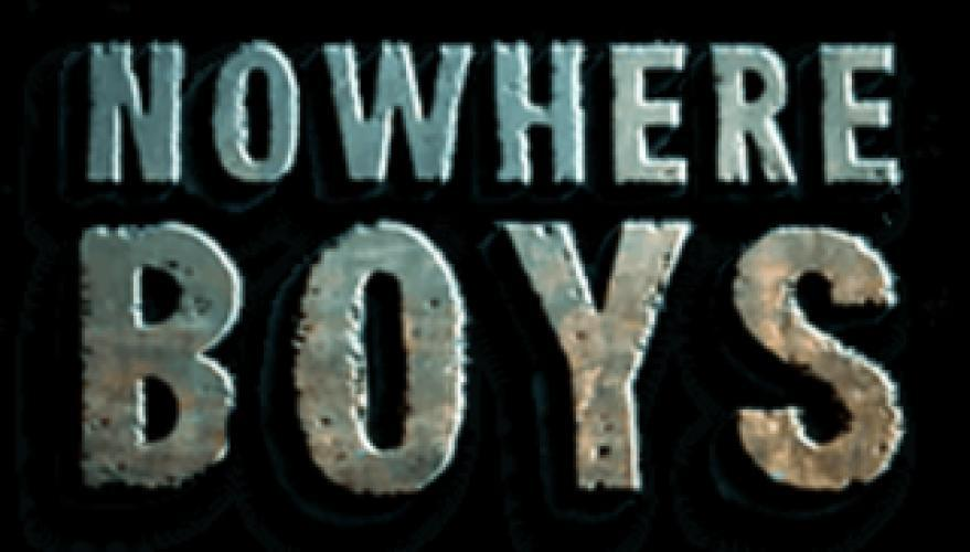 Nowhere Boys next episode air date poster