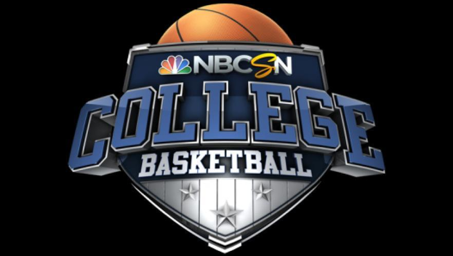 College Basketball on NBC next episode air date poster