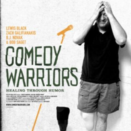 Comedy Warriors next episode air date poster