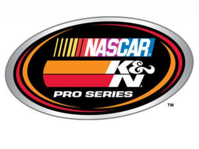 NASCAR Racing K&N Pro Series next episode air date poster