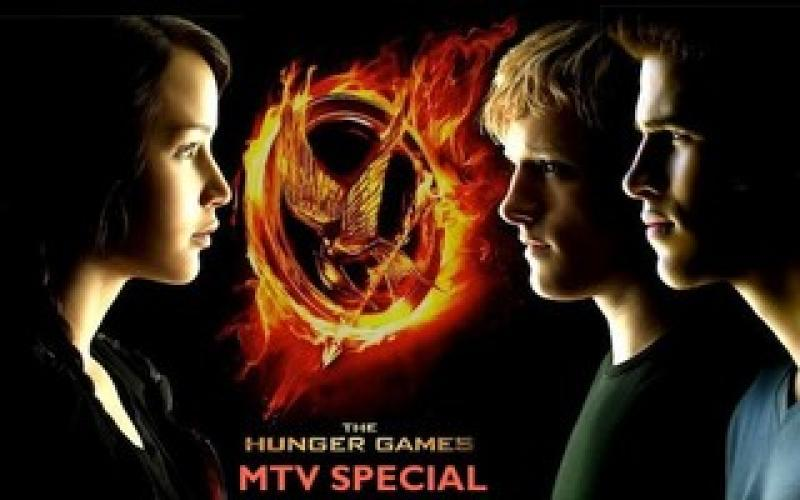 MTV's Catching Fire Fan Tribute next episode air date poster