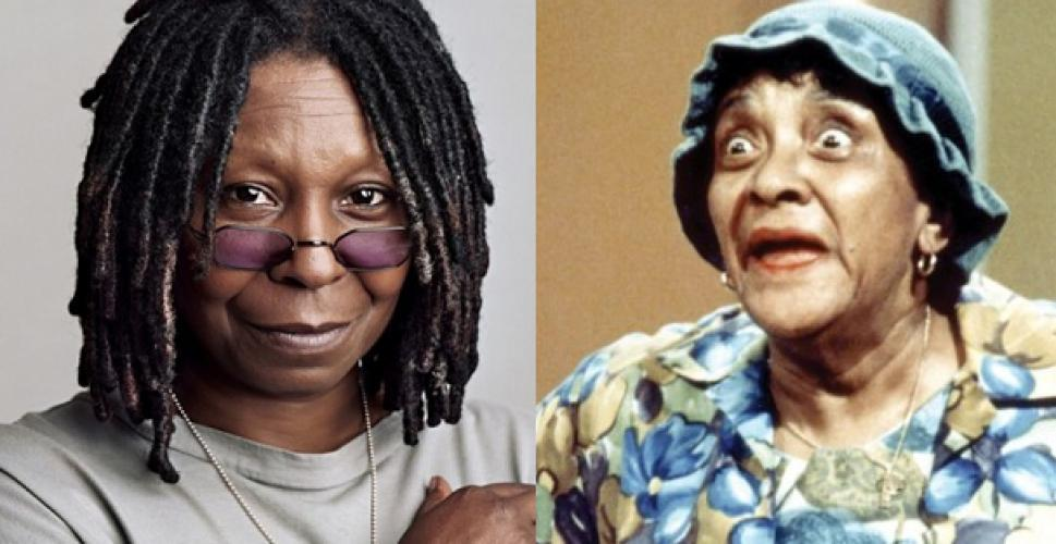 Whoopi Goldberg presents Moms Mabley next episode air date poster