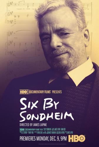 Six by Sondheim next episode air date poster