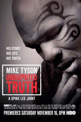 Mike Tyson: Undisputed Truth next episode air date poster