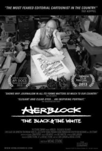 Herblock: The Black & the White next episode air date poster