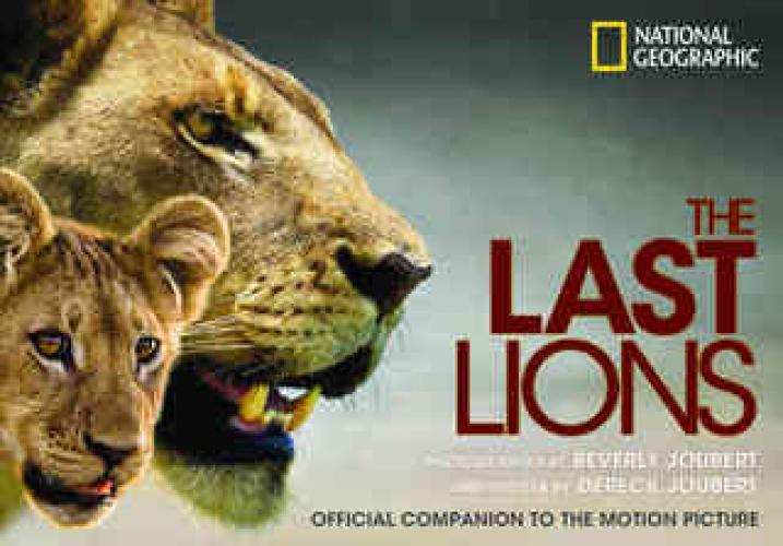 The Last Lions next episode air date poster