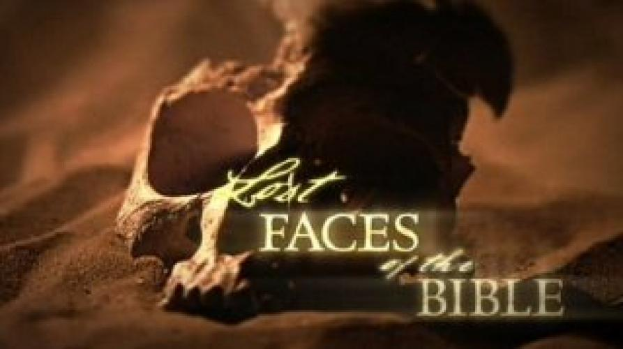 Lost Faces of the Bible next episode air date poster