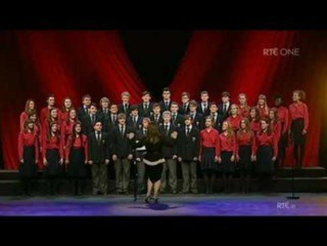 All-Island School Choir of the Year Competition next episode air date poster