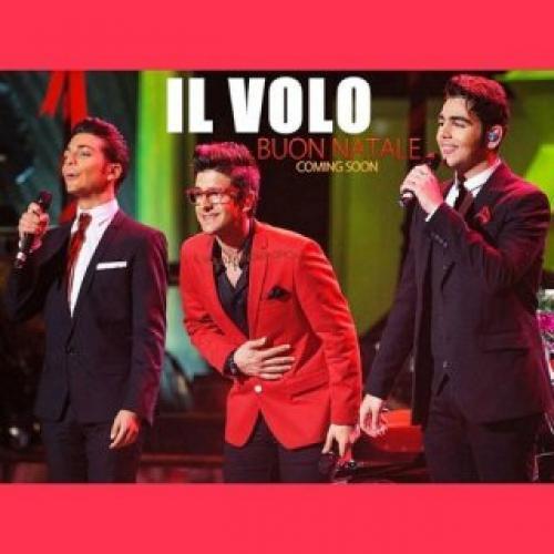 Il Volo: Buon Natale next episode air date poster
