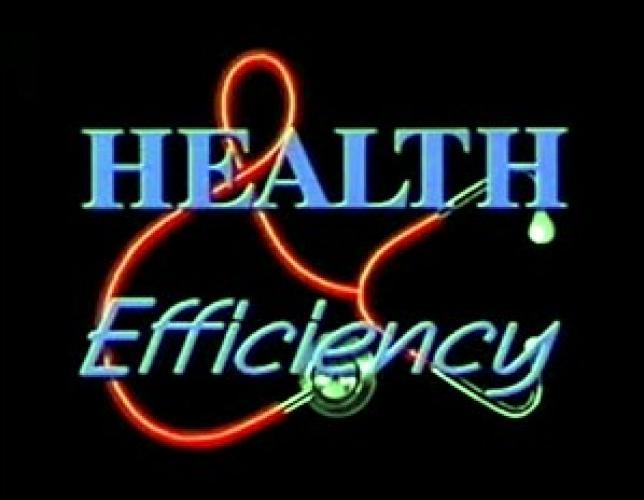 Health and Efficiency next episode air date poster