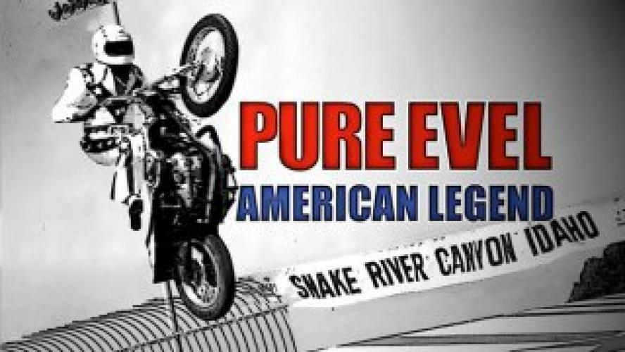 Pure Evel next episode air date poster