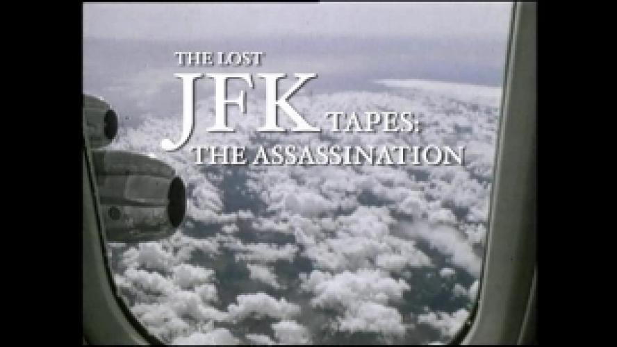JFK: The Lost Tapes next episode air date poster
