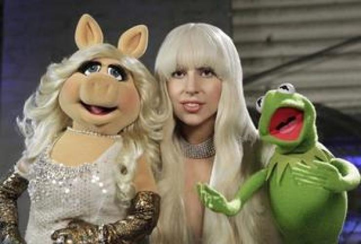 Lady Gaga & The Muppets' Holiday Spectacular next episode air date poster