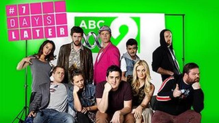7DaysLater next episode air date poster