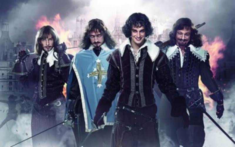Три Мушкетёра next episode air date poster