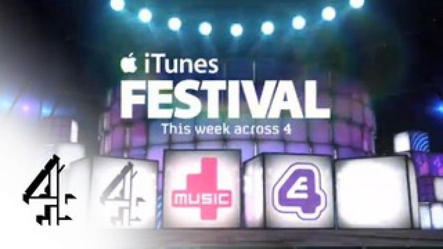 iTunes Festival next episode air date poster
