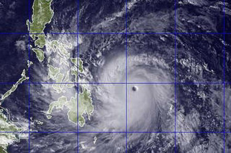 Megastorm: World's Biggest Typhoon next episode air date poster