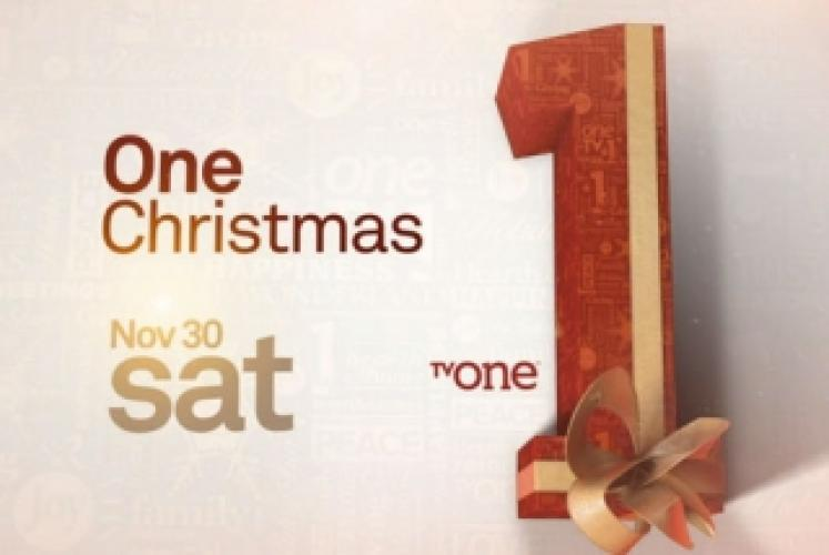 One Christmas next episode air date poster