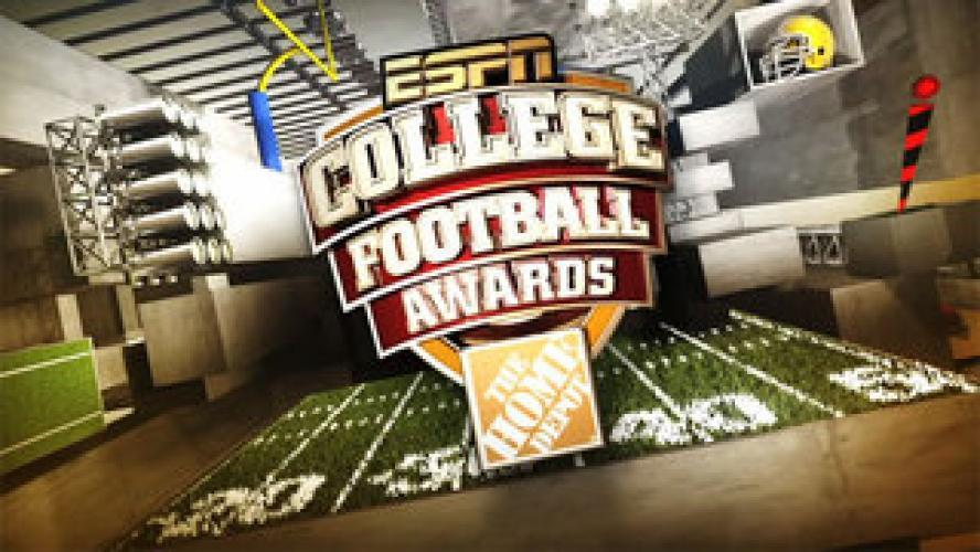 College Football Awards next episode air date poster