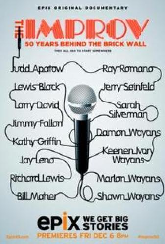 The Improv: 50 Years Behind the Brick Wall next episode air date poster