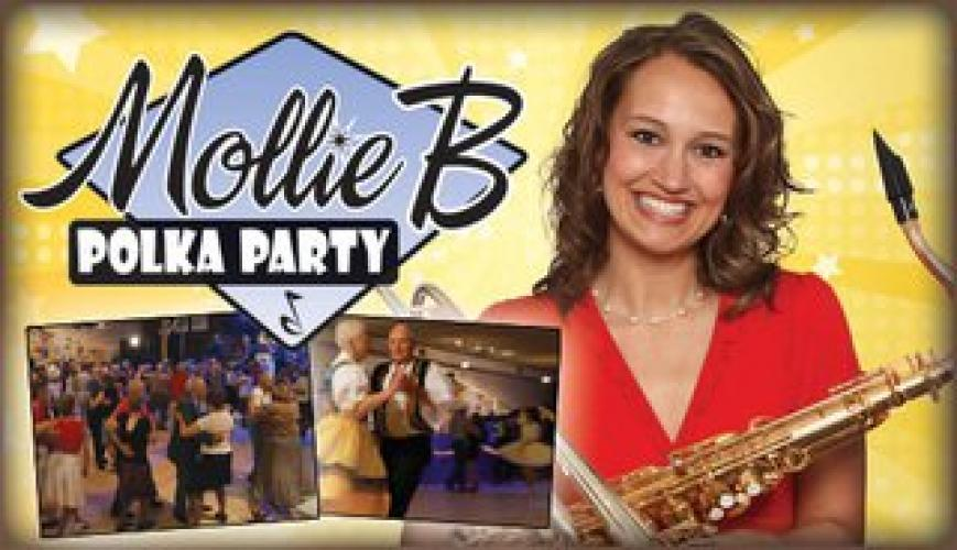 Mollie B Polka Party next episode air date poster