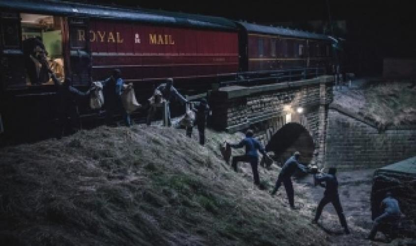 The Great Train Robbery next episode air date poster