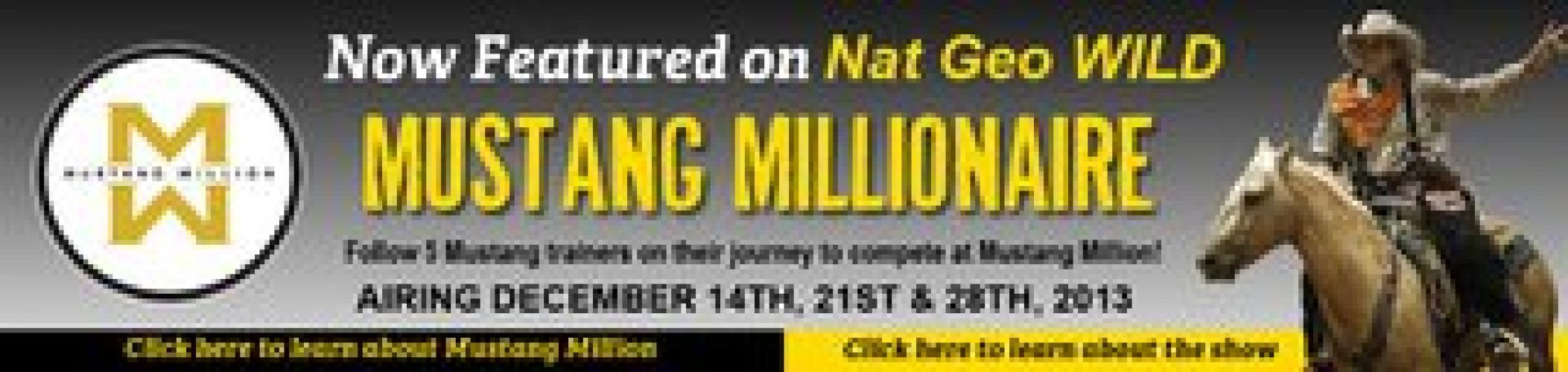 Mustang Millionaire next episode air date poster