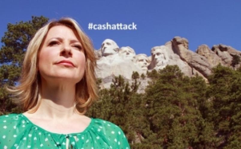 Samantha Brown's Cash Attack next episode air date poster