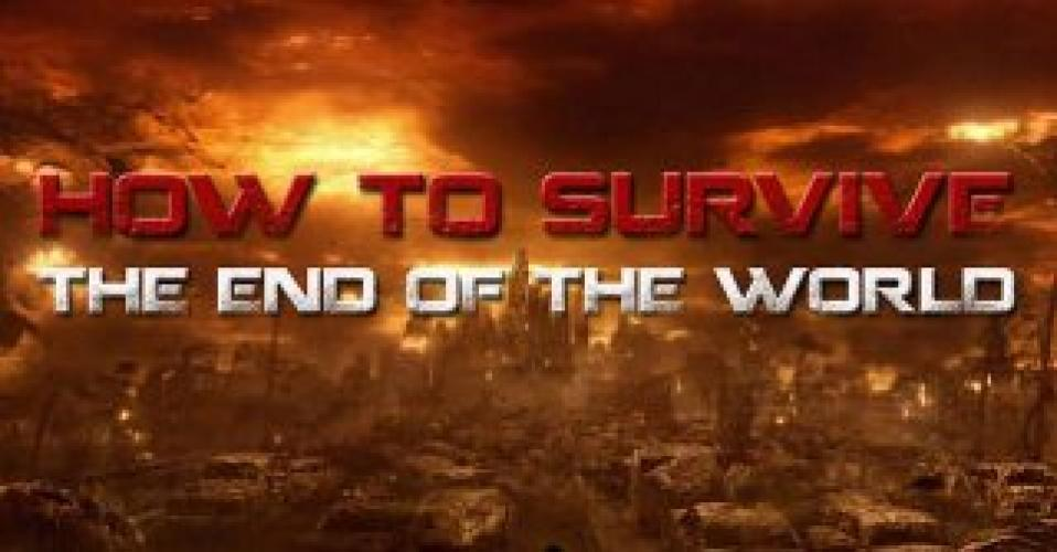 How to Survive the End of the World next episode air date poster