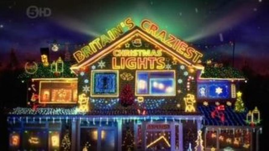 Britain's Craziest Christmas Lights next episode air date poster
