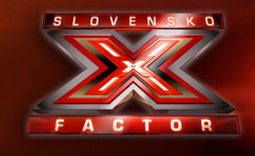 The X Factor (SK) next episode air date poster
