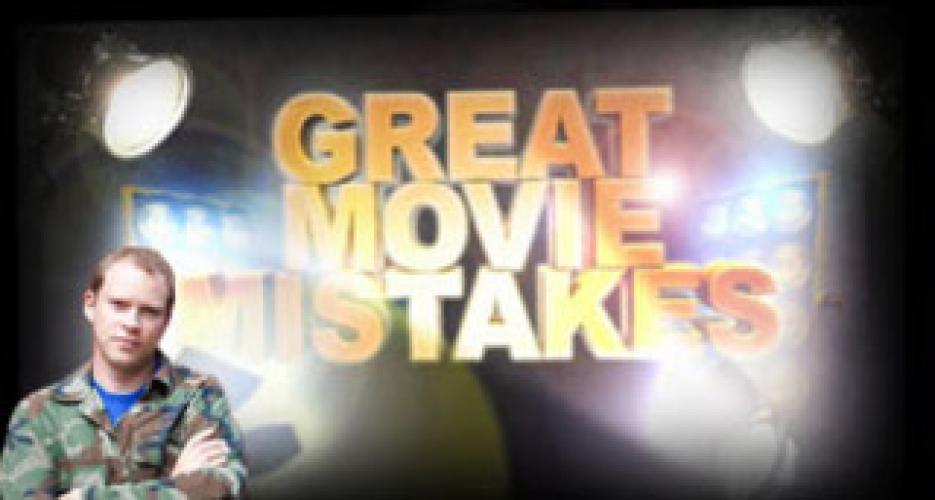 Great Movie Mistakes next episode air date poster