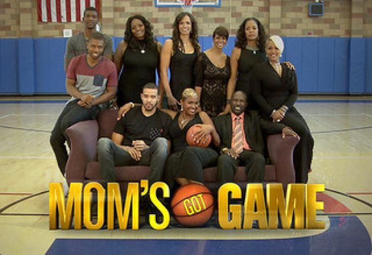 Mom's Got Game next episode air date poster