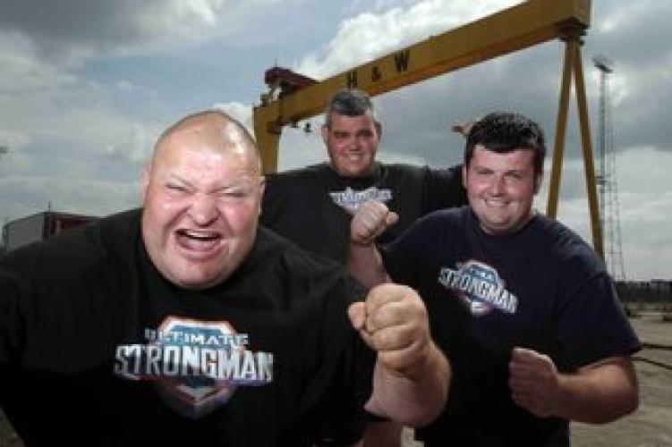 Ultimate Strongman Master World Championship next episode air date poster