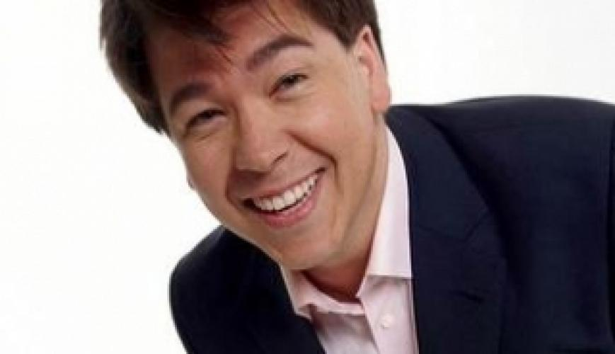 Michael Mcintyre Showtime next episode air date poster