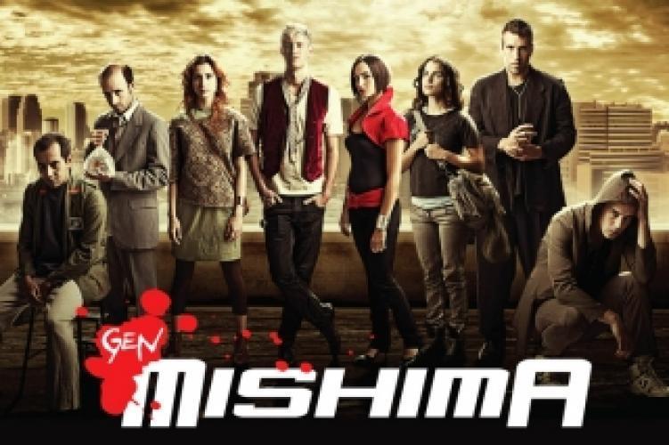 Gen Mishima next episode air date poster