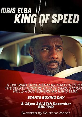 Idris Elba King of Speed next episode air date poster