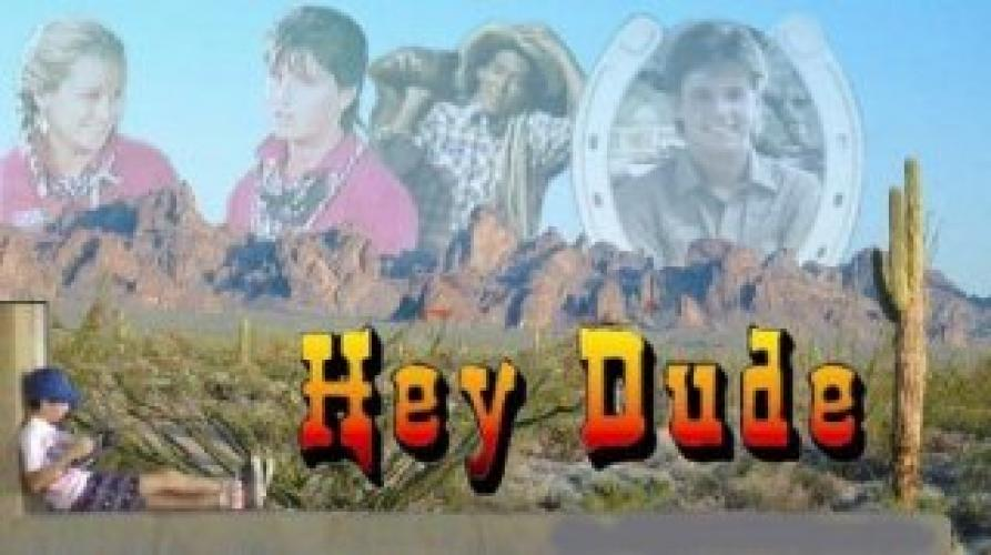 Hey Dude next episode air date poster