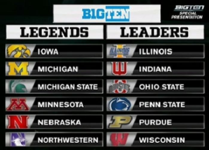 College Basketball on Big Ten Network next episode air date poster