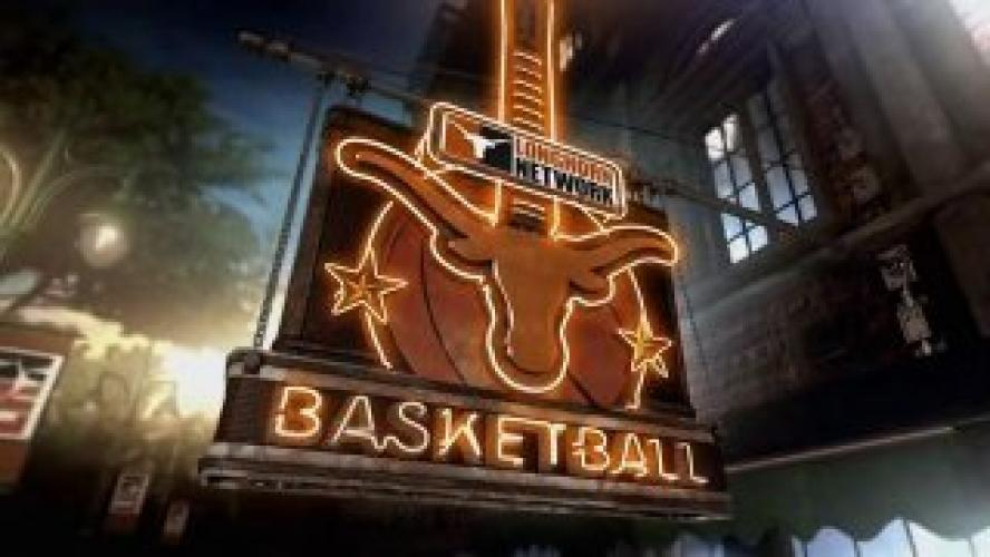 College Basketball on Longhorn Network next episode air date poster