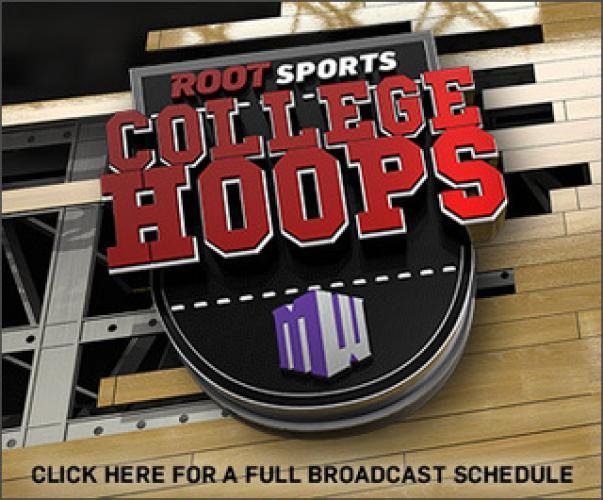 College Basketball on ROOT Sports next episode air date poster