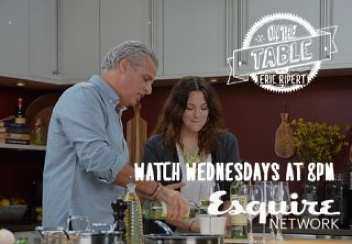 On the Table with Eric Ripert next episode air date poster