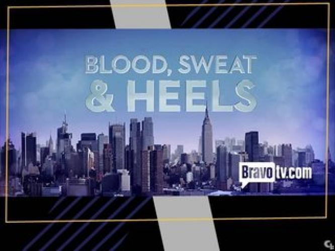 Blood, Sweat & Heels next episode air date poster
