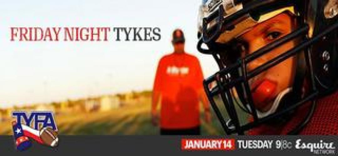 Friday Night Tykes next episode air date poster