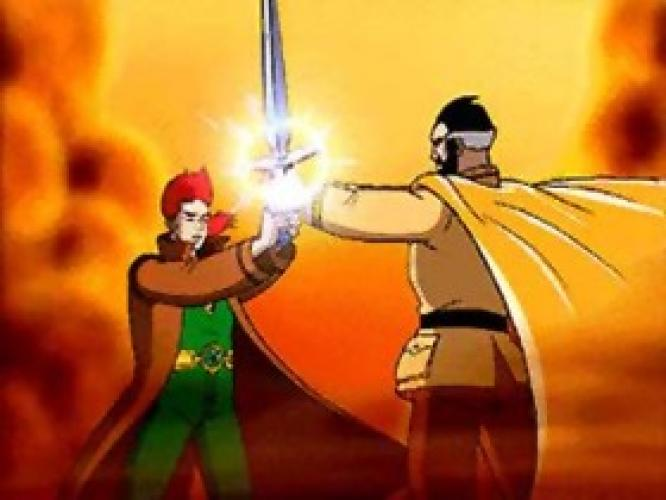 Highlander: The Animated Series next episode air date poster