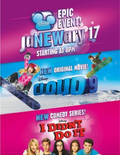 Cloud 9 next episode air date poster