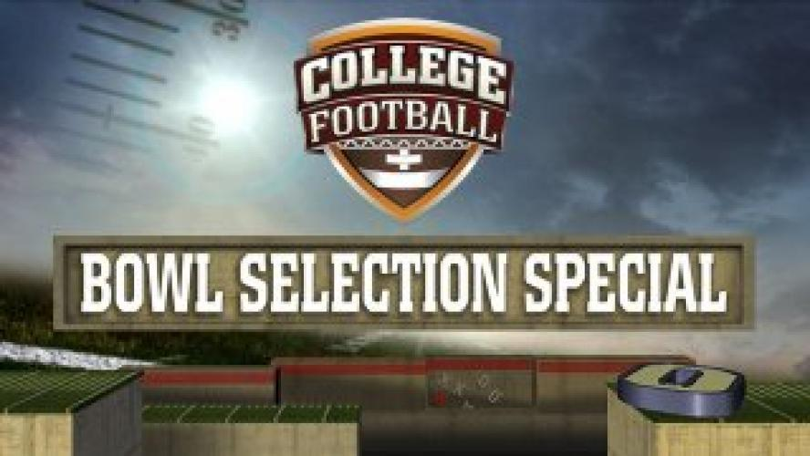 Bowl Selection Show next episode air date poster